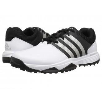 adidas Golf 360 Traxion Footwear White/Footwear White/Core Black