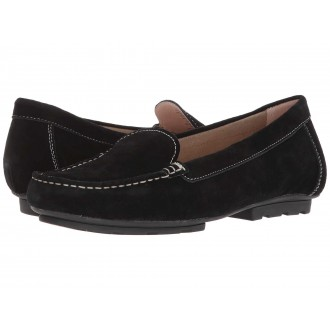 Blondo Dale Waterproof Loafer Black Suede