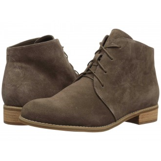 Blondo Rayann Waterproof Dark Taupe Suede