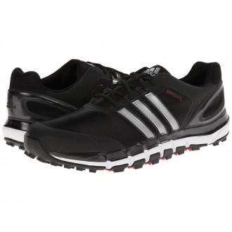 adidas Golf pure 360 GripMore Sport Black/Metallic Silver/Light Scarlet
