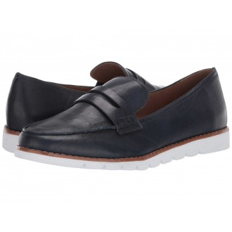 Blondo Penny Waterproof Navy Leather