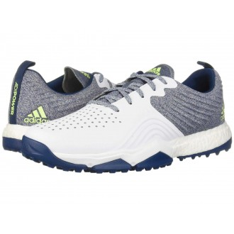 adiPower 4orged S Legend Marine/Footwear White/Hi Res Yellow
