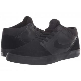 Nike SB Solarsoft Portmore II Mid Black/Black/Black/Anthracite