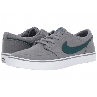 Nike SB Portmore II Solar Canvas Cool Grey/Dark Atomic Teal/White