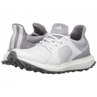 adidas Golf Climacross Boost Ftwr White/Light Onix/Silver Metallic