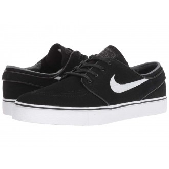 Nike SB Zoom Stefan Janoski – Suede Black/White/Thunder Grey/Gum Light Brown