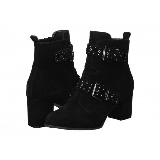 Blondo Daphne Waterproof Bootie Black Suede
