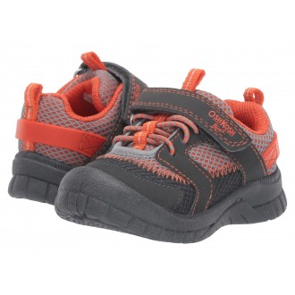 OshKosh Lago3 B (Toddler/Little Kid) Grey/Orange