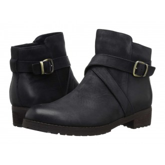 Blondo Varta Waterproof Bootie Navy Nubuck