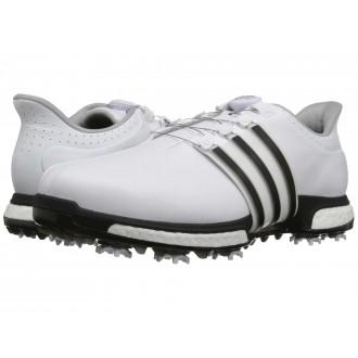 adidas Golf Tour360 Boa Ftwr White/Core Black/Dark Silver Metallic