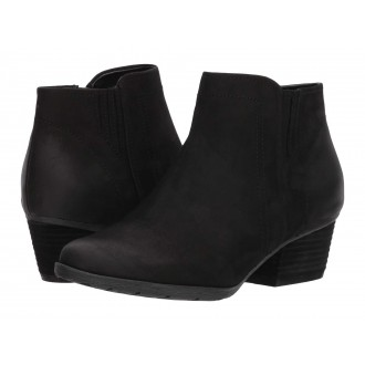 Valli Waterproof Bootie Black Leather