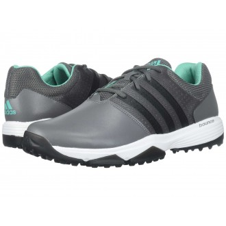 adidas Golf 360 Traxion Grey Four/Core Black/Hi Res Green