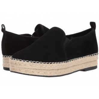 Blondo Basha Waterproof Espadrille Black Suede