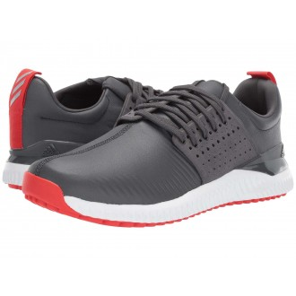 Adicross Bounce Grey Six/Active Red/Footwear White