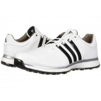 Tour360 XT Spikeless   Wide Footwear White/Core Black/Silver Metallic