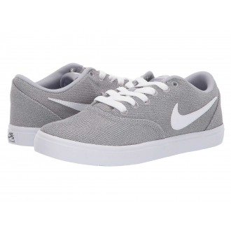 Nike SB Check Solarsoft Canvas Premium Wolf Grey/White/Cool Grey