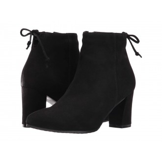 Blondo Tiana Waterproof Bootie Black Suede