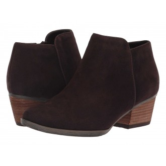 Villa Waterproof Bootie Brown Suede