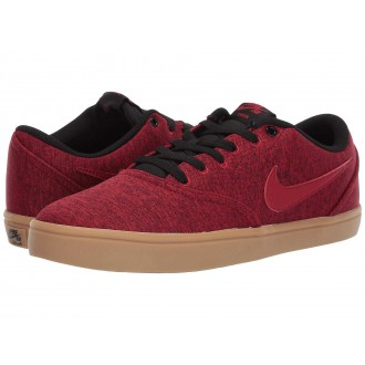 Nike SB Check Solar Canvas Premium Team Crimson/Team Crimson/Black