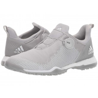 Forgefiber Boa Grey Two/Footwear White/Silver Metallic