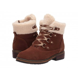 Blondo Vanessa Waterproof Chestnut Suede
