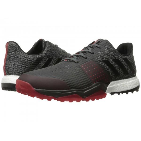 adidas Golf Adipower S Boost 3 Onix/Core Black/Scarlet