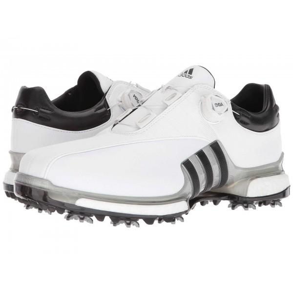 Tour360 EQT Boa Footwear White/Silver Metallic/Core Black