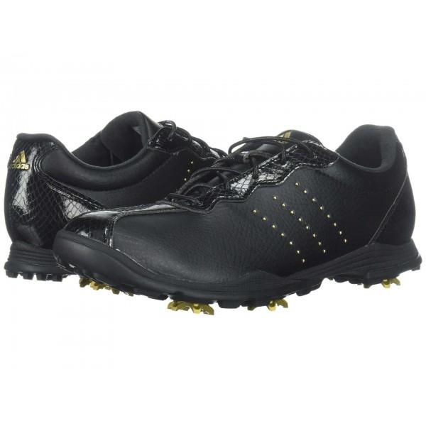 adidas Golf Adipure DC Core Black/Gold Metallic/Core Black