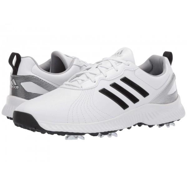 Response Bounce Footwear White/Core Black/Silver Metallic