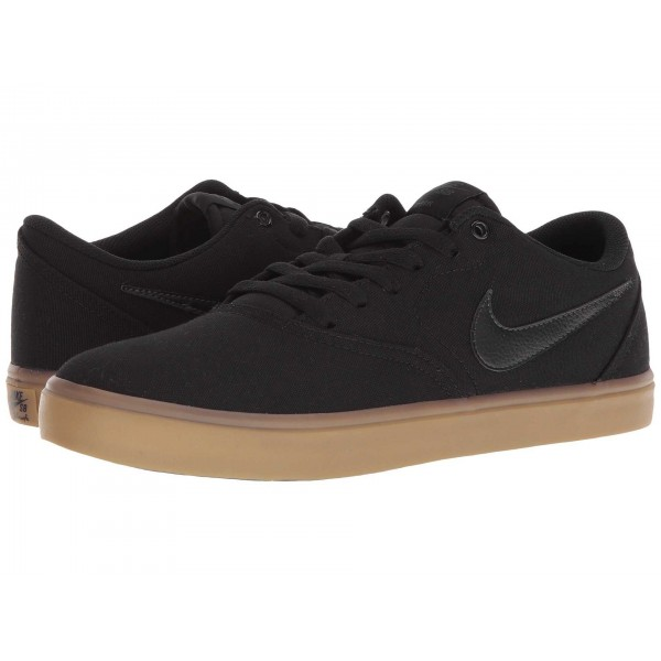 Check Solar Canvas Black/Black/Brown/Light Gum
