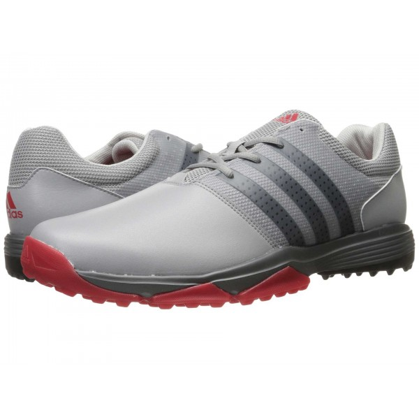 adidas Golf 360 Traxion Light Onix/Core Black/Scarlet