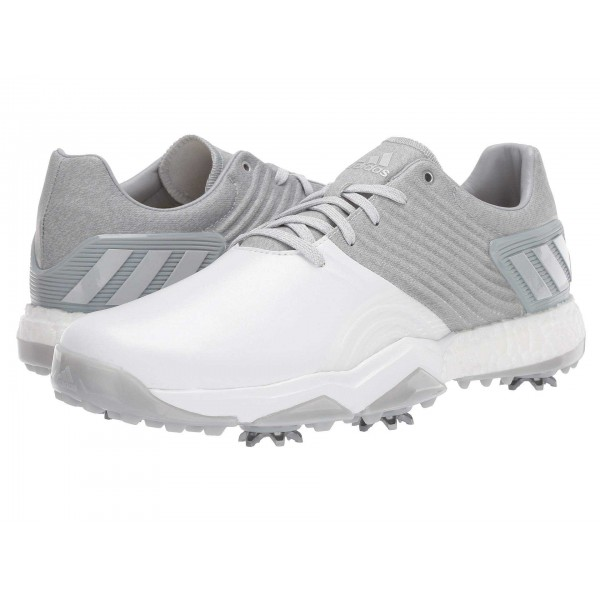 adiPower 4orged Clear Onix/Matte Silver/White