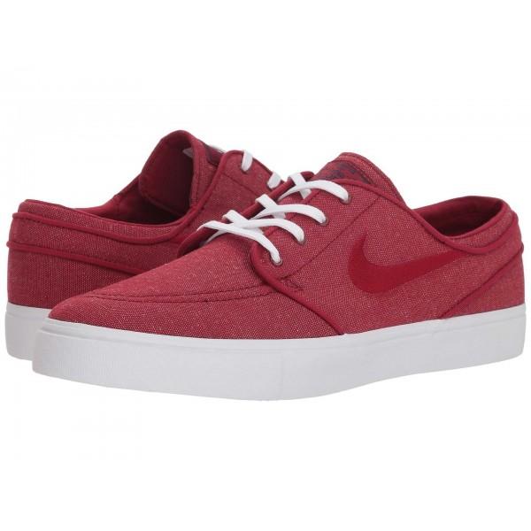 Nike SB Zoom Stefan Janoski Canvas Red Crush/Red Crush/White