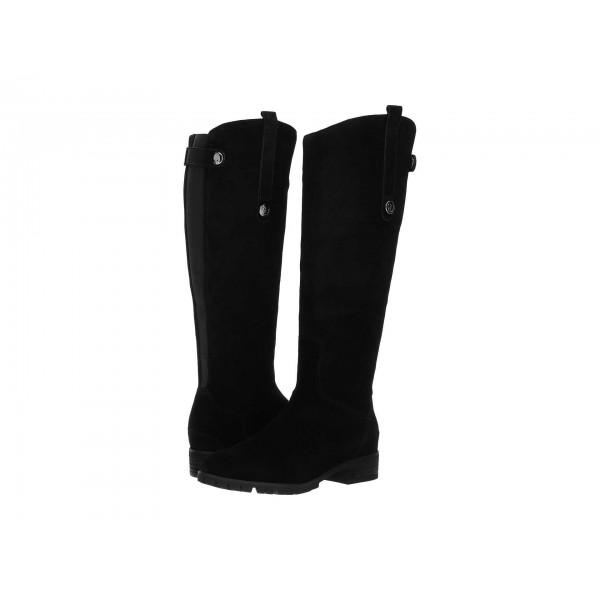Blondo Pakita Waterproof Boot Black Suede