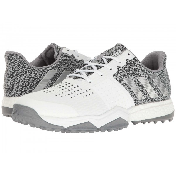 adidas Golf Adipower S Boost 3 FTWR White/Silver Metallic/Light Onix