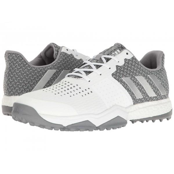 adidas Golf Adipower S Boost 3 FTWR White/Silver Metallic/Light Onix