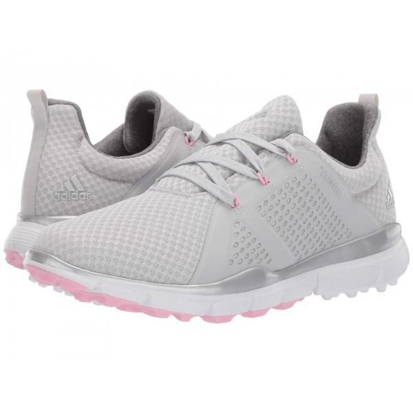 Climacool Cage Grey One/Silver Metallic/True Pink