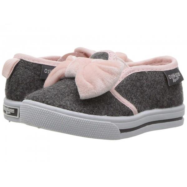OshKosh Edie5 G (Toddler/Little Kid) Grey/Pink