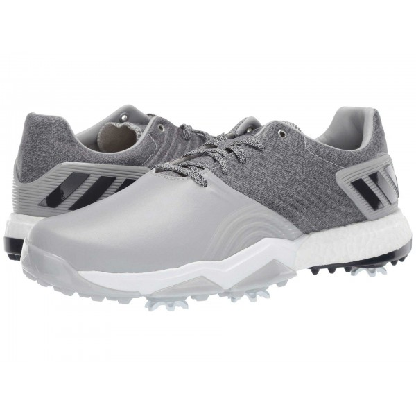 adiPower 4orged Grey Two/Collegiate Navy/Raw White