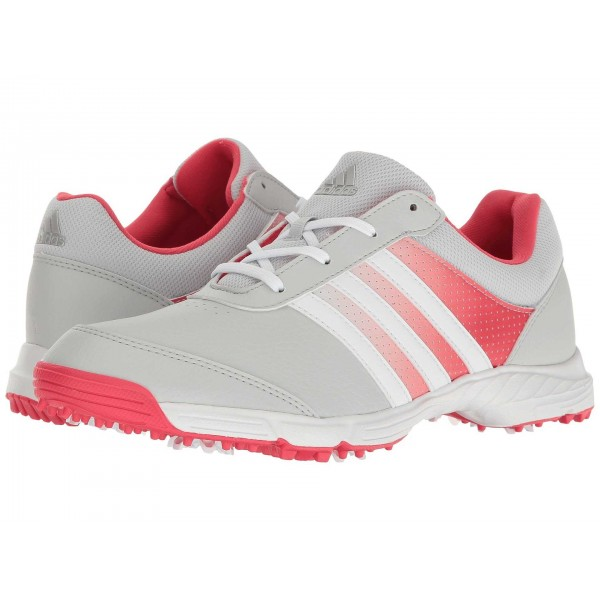 adidas Golf Tech Response Clear Grey/Ftwr White/Core Pink