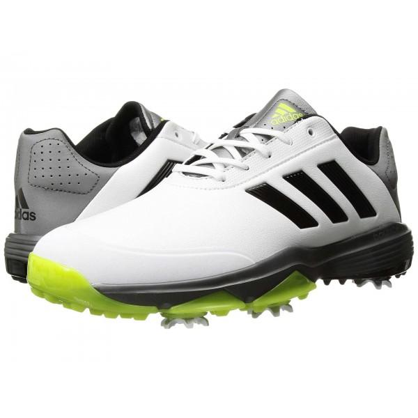 adidas Golf Adipower Bounce Ftwr White/Core Black/Solar Slime