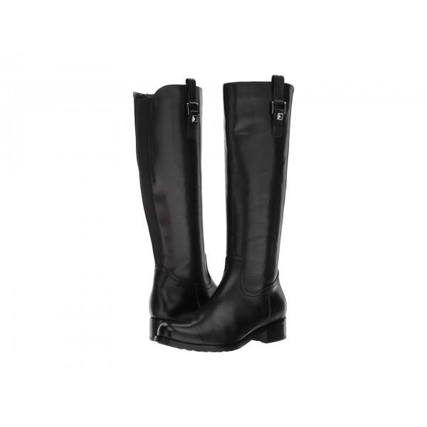Blondo Velvet Waterproof Black Leather
