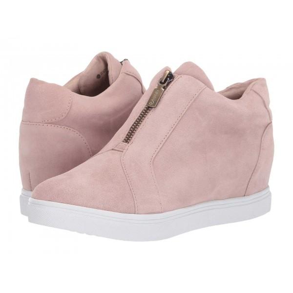 Glenda Waterproof Light Pink Suede