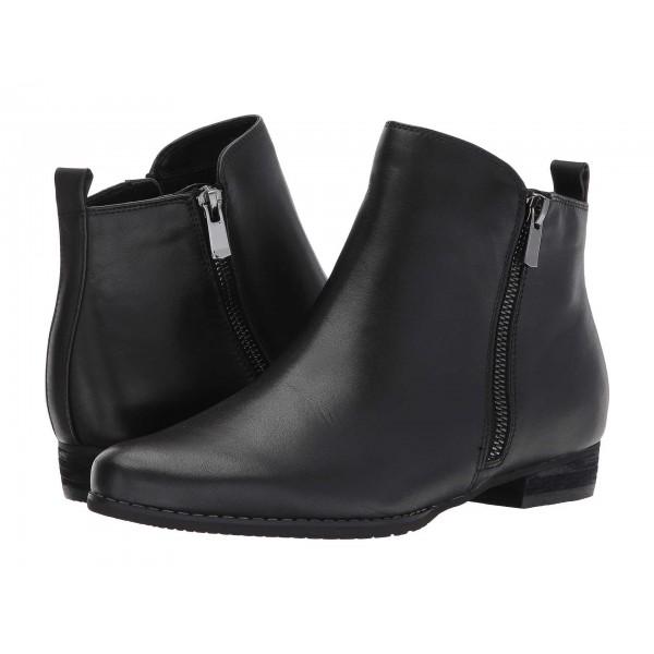 Blondo Lynne Waterproof Bootie Black Leather