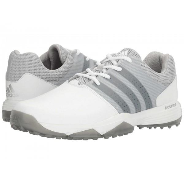 adidas Golf 360 Traxion Ftwr White/Silver Metallic/Silver Metallic