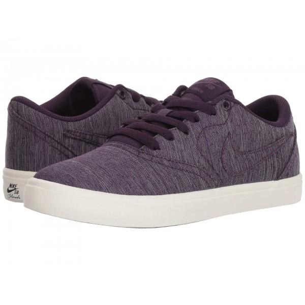 Nike SB Check Solarsoft Canvas Premium Grand Purple/Grand Purple/Ivory