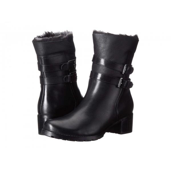 Blondo Fabiana Waterproof Black Leather