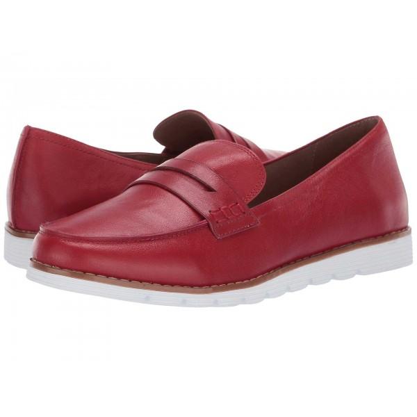 Blondo Penny Waterproof Red Leather