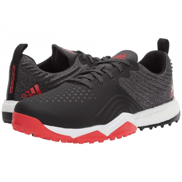 adiPower 4orged S Black/Red/White