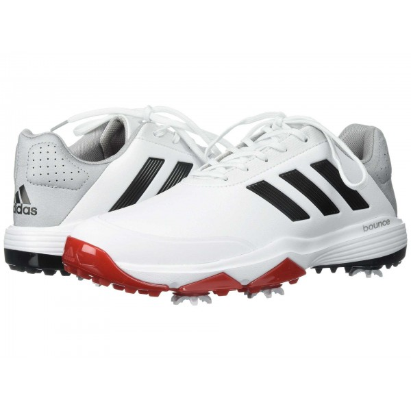 adidas Golf Adipower Bounce FTWR White/Core Black/Scarlet